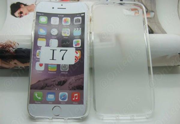 Bocornya Case iPhone 7 Konfirmasi Dual-Kamera dan Tidak Ada Jack 3.5mm