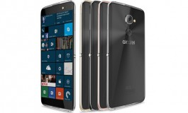 "Bukan Idol 4 Pro, Ponsel Windows 10 Alcatel Dijuluki ""Idol 4S With Windows 10"""