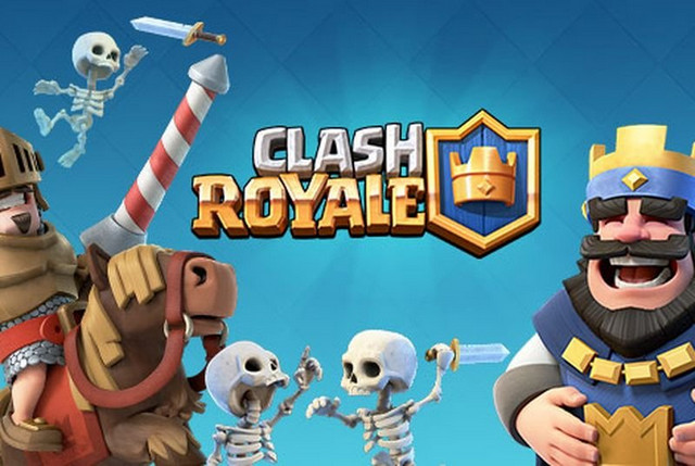 Clash Royale, Adik COC Sudah Bisa di Download di Google Play dan App Store