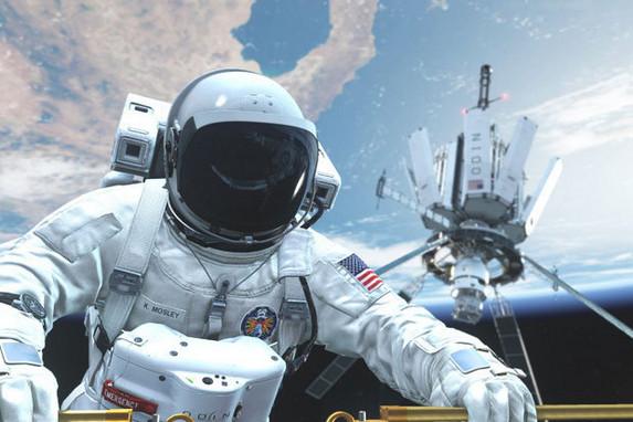 Dalam Call of Duty 2016, Anda Akan Bertempur di Luar Angkasa