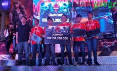 Di PBGC 2016, AVII_NGC.TEAM Libas Sang Juara Bertahan