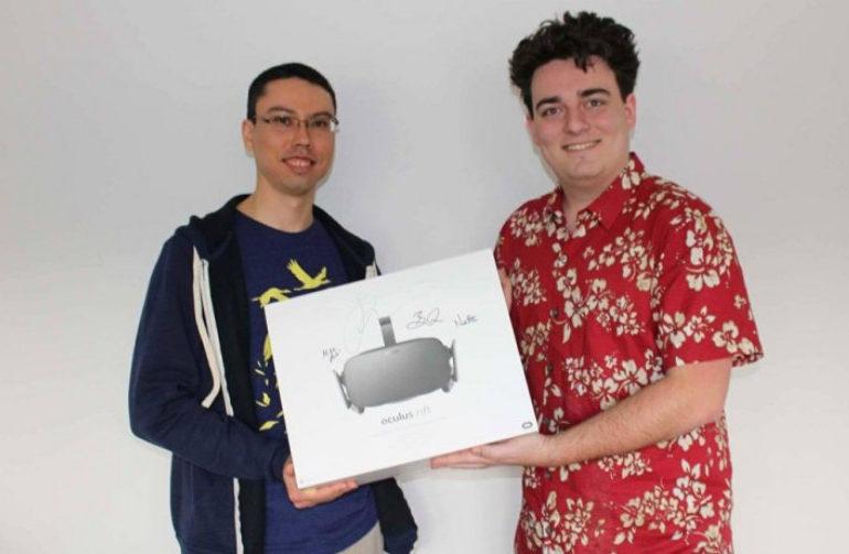 Kurir Pengirim Oculus Rift Pertama Adalah CEO Oculus Sendiri