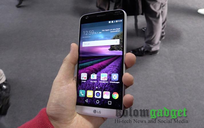 LG G5 Akan Tiba di Kanada 8 April