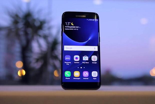 H1: Samsung Galaxy S7 Edge jadi Smartphone Paling Laris Diseluruh Dunia
