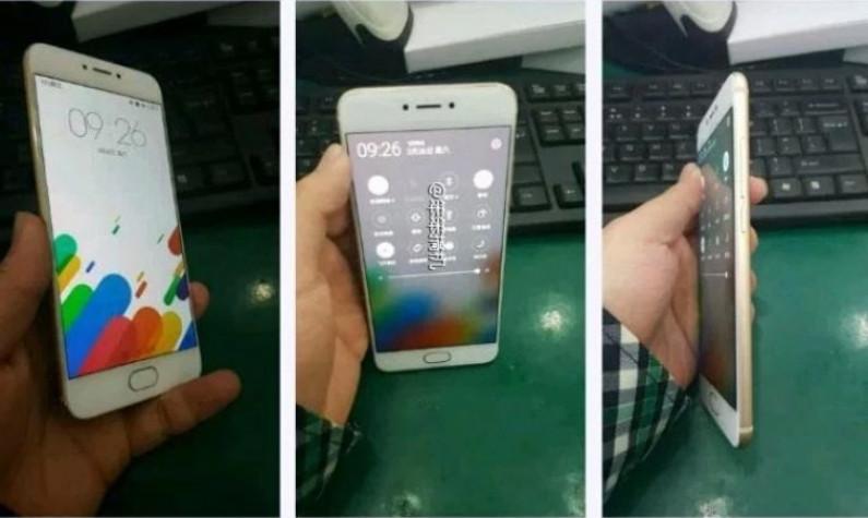 Meizu Pro 6 Memperlihatkan Diri
