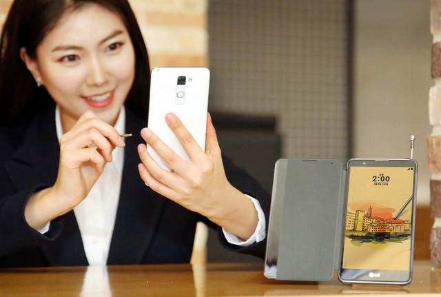 Minggu Ini, LG Stylus 2 Akan Diluncurkan di Korea Selatan