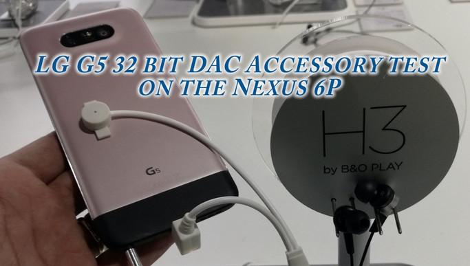 Modul DAC LG G5 Ternyata Juga Bisa Digunakan di Ponsel Lain