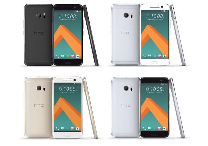 Munculnya Kembali Render HTC 10