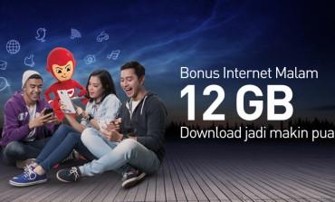 Paket Internet Malam Smartfren (12GB) Akan Dihapus Maret Ini!