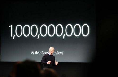 Populasi Aktif Perangkat Apple Capai 1 Miliar Unit Diseluruh Dunia