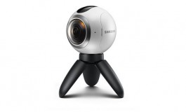 Harga Samsung Gear 360 Lebih Murah Dari yang Diharapkan