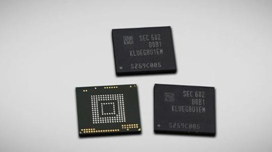 Samsung Persiapkan Galaxy Note 6, Chip UFS 256GB Inside
