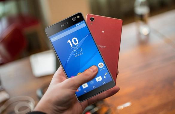 Sony Xperia M5 Dapatkan Update Mini
