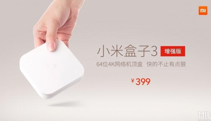 Xiaomi Perkenalkan Mi Box 3 Enhanced Edtion Untuk Pasar China