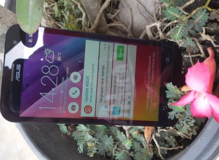 Update Android Marshmallow ASUS Zenfone 2 Laser Lenyapkan Bloatware