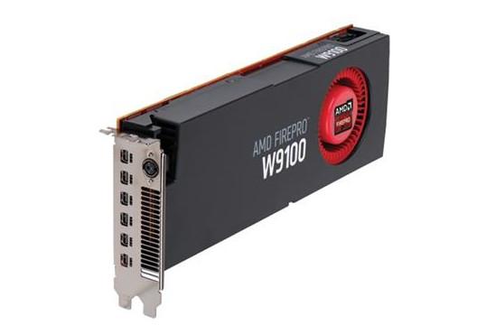 AMD Umumkan FirePro W9100, Kartu Grafis Workstation Baru Mendukung Memori 32GB