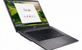 Chrome OS Salip Angka Penjualan Mac Untuk Pertama Kalinya