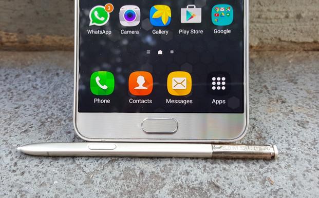 Antisipasi iPhone 7, Samsung Galaxy Note 6 Bakal Rilis Lebih Awal