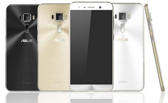 Asus Zenfone 3 & Zenfone 3 Deluxe Muncul ke Permukaan