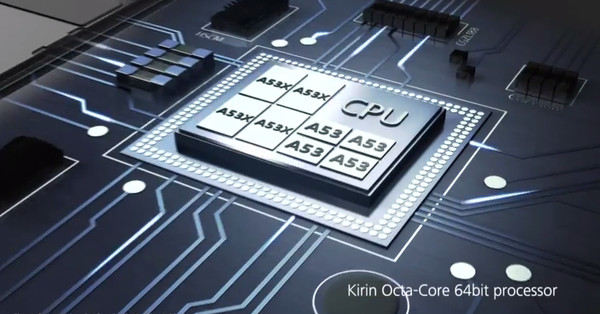 Chipset Kirin 960 Gunakan Core Artemis?