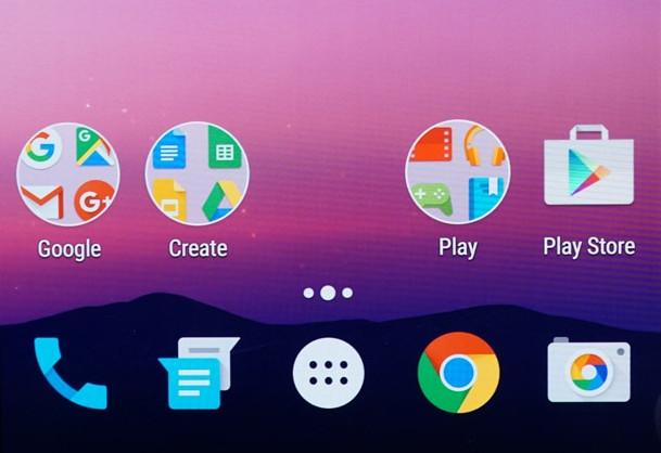 Google Rombak Folder di Android N, Nova Launcher Adopsi Desainnya