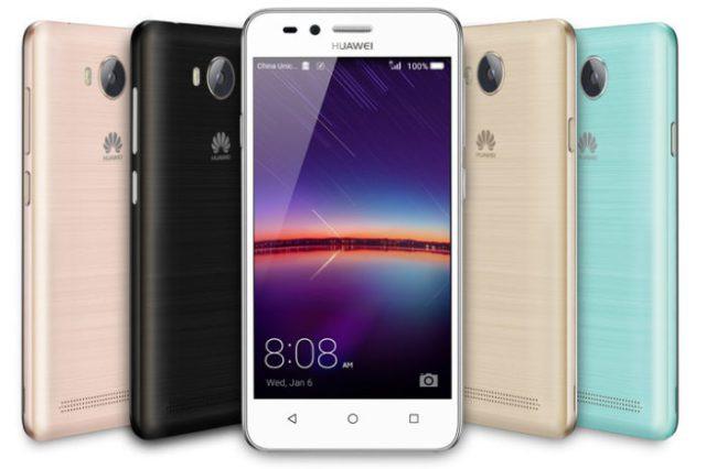 Huawei Perkenalkan Y3 II Berprosesor Quad-Core