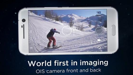 Iklan Baru HTC 10 Bujuk Pengguna Dengan Kemampuan Kamera UltraSelfie