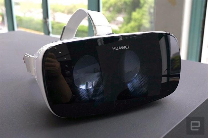 Luncurkan Huawei VR, Huawei Resmi Ikut Berkompetisi di Industri Virtual Reality 1