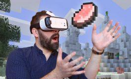 Minecraft Bisa Dimainkan di Gear VR