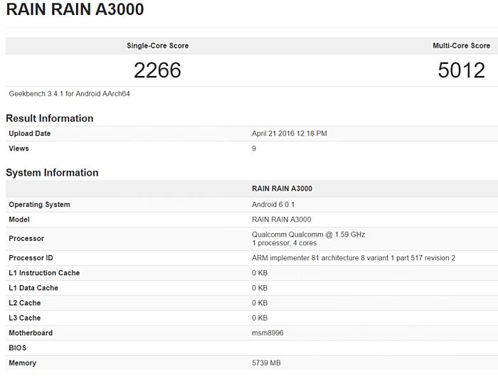 OnePlus 3 Kembali Muncul di Situs Benchmark, Ungkap RAM 6GB