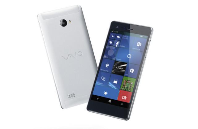 Phone Biz, Ponsel Windows 10 Mobile VAIO Mulai Dipasarkan