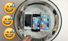 Saat iPhone SE Diajak Basah-Basahan Bersama iPhone 6s & 5s