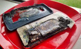 Samsung Galaxy S6 Edge+ Dilaporkan Terbakar