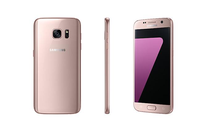 Samsung Galaxy S7 Akan Dengan Warna Baru