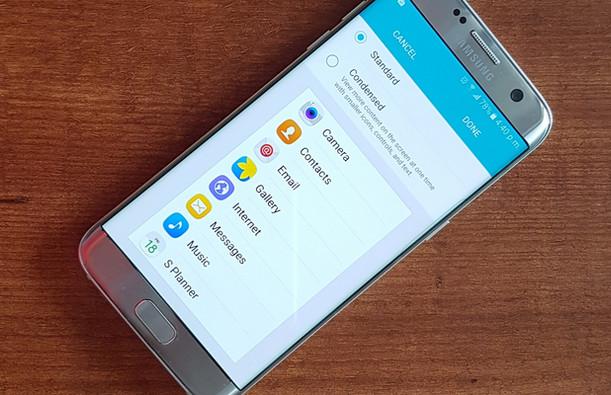 Samsung Galaxy S7 Resmi Punya Fitur Skala Layar