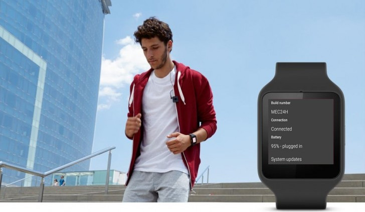 Sony Smartwatch 3 Dapatkan Update Marshmallow (Android Wear 1.4)
