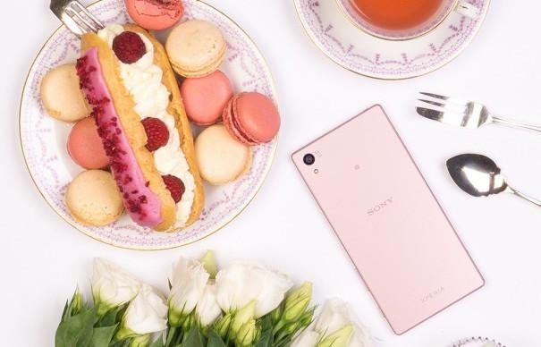 Sony Xperia Z5 Premium Warna Merah Muda Diumumkan Hari Ini