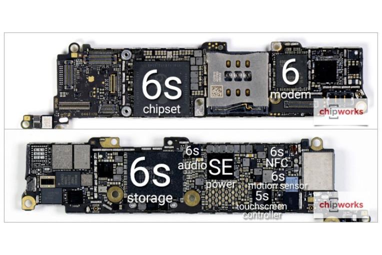 Teardown iPhone SE Perlihatkan Dari Generasi Mana Komponen Diambil