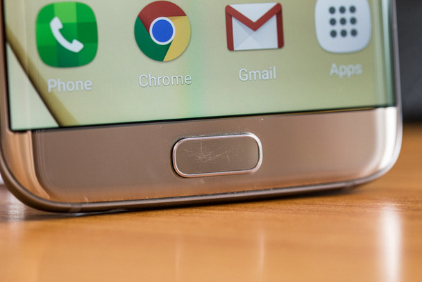 "Tombol ""Home"" Samsung Galaxy S7 & S7 Edge Rentan Goresan?"