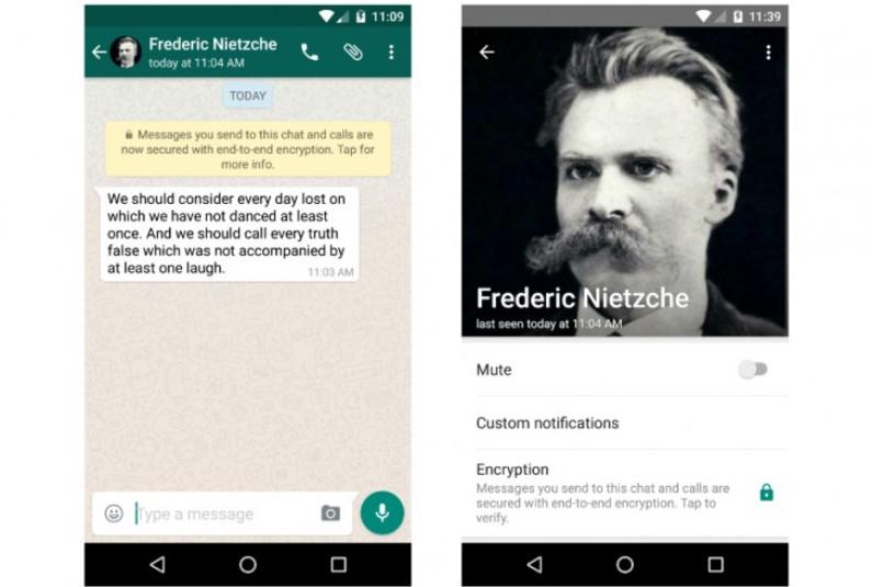 WhatsApp Mulai Aktifkan Enkripsi Penuh Kepada 1 Miliar Penggunanya