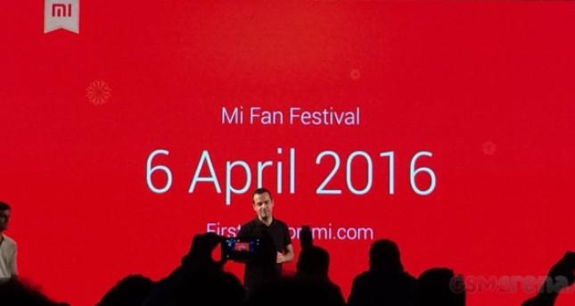 Xiaomi Mi 5 Debut di India 6 April