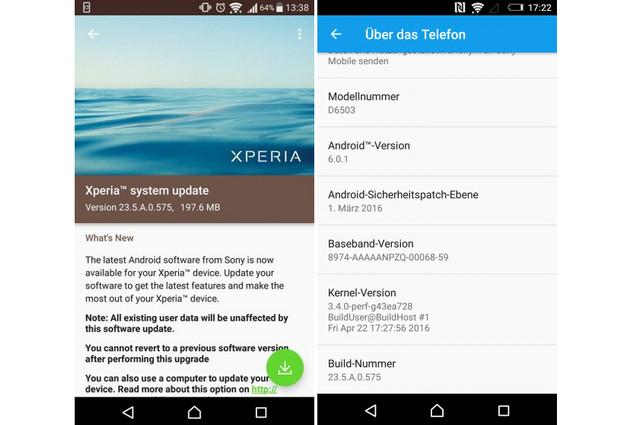 Ada Update Minor Untuk Sony Xperia Z2 & Z3