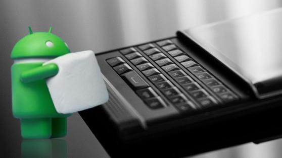 Android Marshmallow Beta Keempat Untuk Blackberry Priv Digulirkan