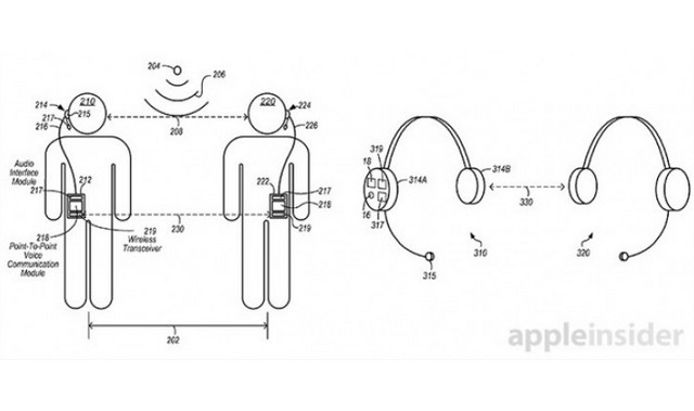 Apple Ingin Buat Walkie-Talkie?