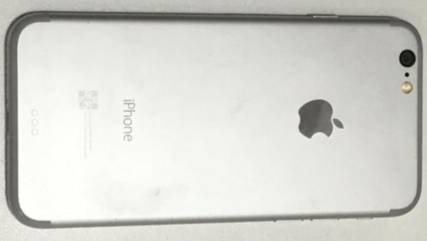 Bocoran Baru Panel Belakang iPhone 7