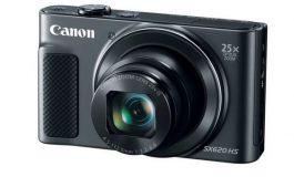 Canon Luncurkan PowerShot SX620 HS Superzoom Compact