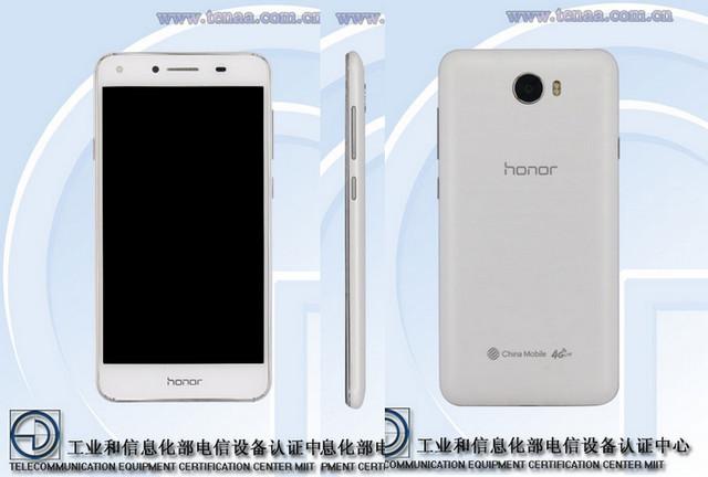 Huawei Honor 5A & 5A Plus Muncul di TENAA, Ungkap Spesifikasinya