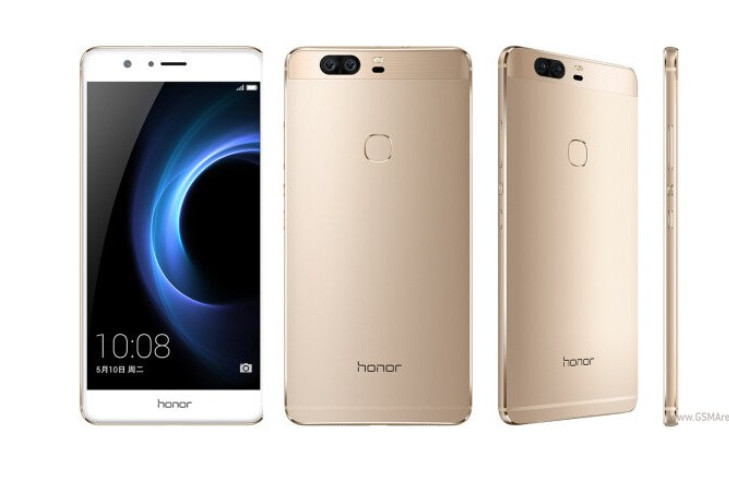 Huawei Honor V8 Terjual 208.000 Unit Dalam Flash Sale Pertamanya di China