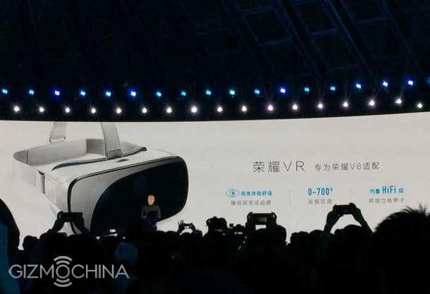 Huawei Perkenalkan Honor VR