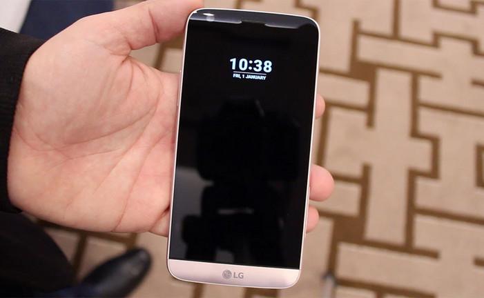 "LG G5 di Taiwan Pakai Embel-embel ""Speed"""